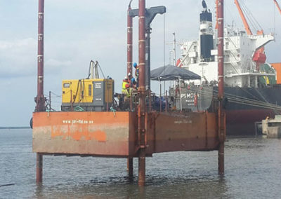 Matola Marine Terminal Site Investigations & Feed Engineering