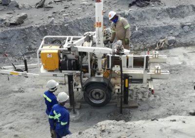 Rosh Pinah Mine TSF – CPT & Mostap